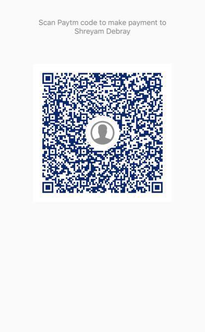 Privolti Paytm QR Code